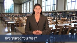 Overstayed Your Visa
