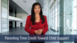 Parenting Time Credit Toward Child Support