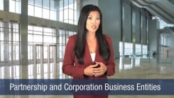 Paternship and Corporation Business Entities