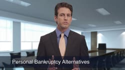 Personal Bankruptcy Alternatives