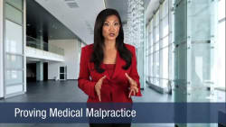 Proving Medical Malpractice