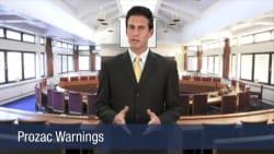 Prozac Warnings