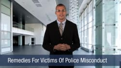 Remedies For Victims Of Police Misconduct