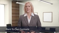Rent To Own Contracts