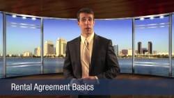 Rental Agreement Basics