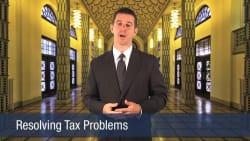 Resolving Tax Problems