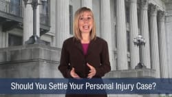 Should You Settle Your Personal Injury Case