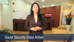 Social Security Class Action