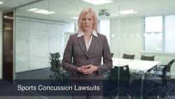 Sports Concussion Lawsuits