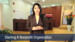 Starting A Nonprofit Organization