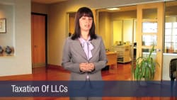 Taxation Of LLCs