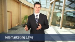 Telemarketing Laws