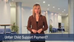 Unfair Child Support Payment