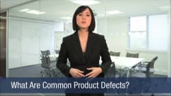 What Are Common Product Defects
