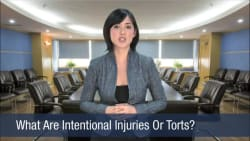 What Are Intentional Injuries Or Torts