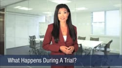What Happens During A Trial