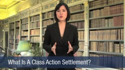 What Is A Class Action Settlement