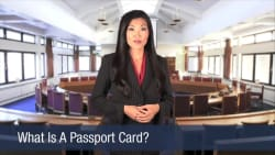 What Is A Passport Card