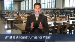 What Is A Tourist Or Visitor Visa