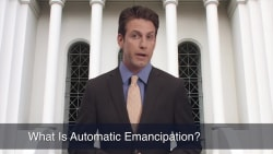 What Is Automatic Emancipation