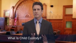 What Is Child Custody