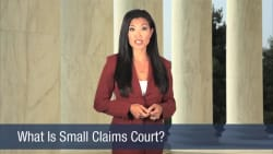 What Is Small Claims Court