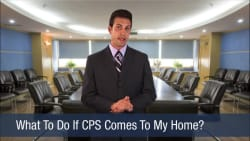 What To Do If CPS Comes To My Home