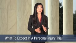What To Expect In A Personal Injury Trial