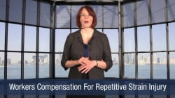 Workers Compensation For Repetitive Strain Injury