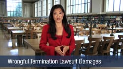 Wrongful Termination Lawsuit Damages