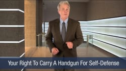 Your Right To Carry A Handgun For Self-Defense