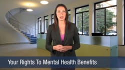 Your Rights To Mental Health Benefits