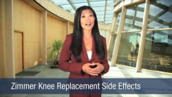 Zimmer Knee Replacement Side Effects