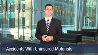 Video Accidents With Uninsured Motorists