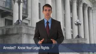 Video Arrested Know Your Legal Rights