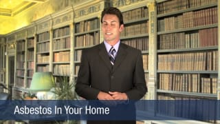 Video Asbestos in Your Home