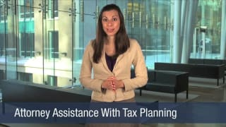 Video Attorney Assistance With Tax Planning