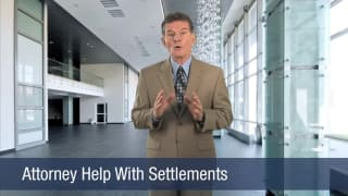 Video Attorney Help With Settlements