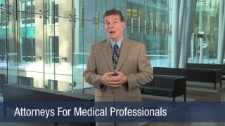 Video Attorneys For Medical Professionals