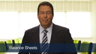 Video Balance Sheets