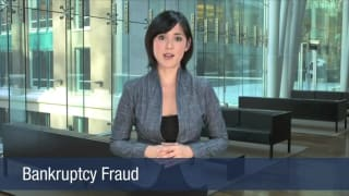 Video Bankruptcy Fraud