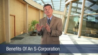 Video Benefits Of An S-Corporation