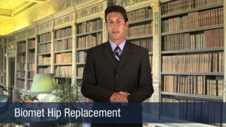 Video Biomet Hip Replacement