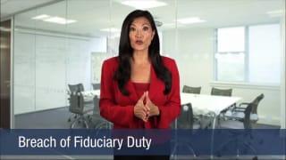 Video Breach of Fiduciary Duty
