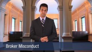 Video Broker Misconduct