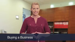 Video Buying A Business