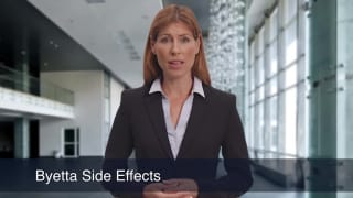 Video Byetta Side Effects