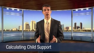 Video Calculating Child Support