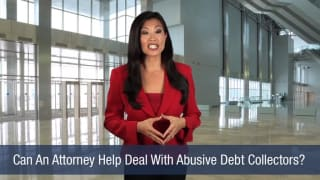 Video Can An Attorney Help Deal With Abusive Debt Collectors