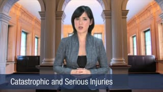 Video Catastrophic and Serious Injuries
